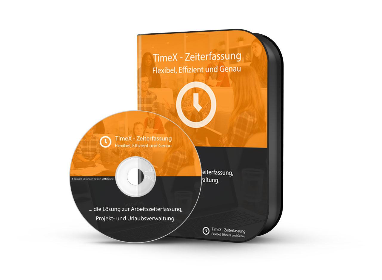 TimeX Zeiterfassung